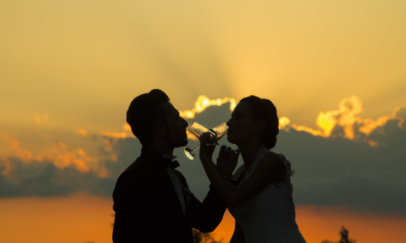 Ambra & Pietro   Wedding at Villa Viti Mazzolla   Volterra