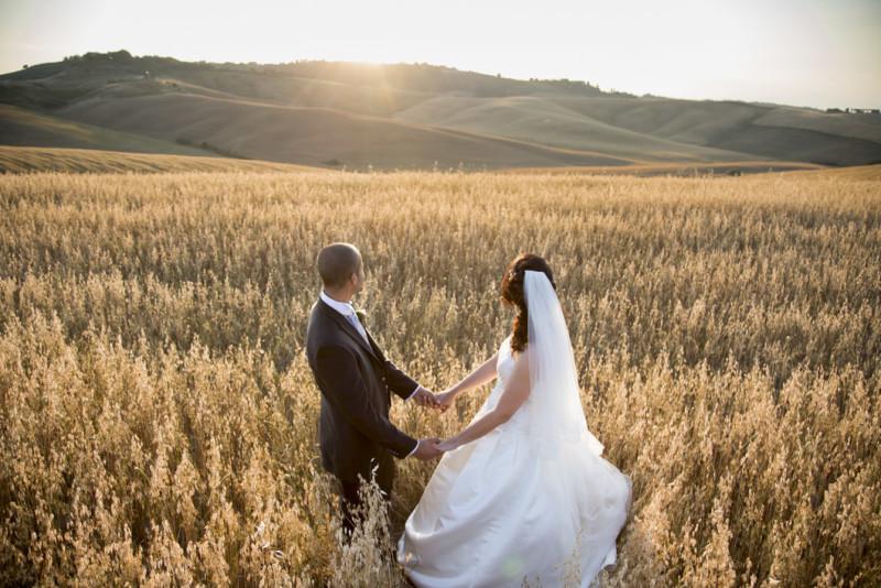 Francesca e Dario | Matrimonio Pieve de' Pitti | Teatro del Silenzio