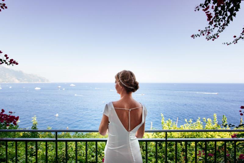 Susie & Robin   Luxury Wedding in Ravello and Amalfi