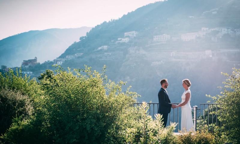 Susie e Robin | Matrimonio a Ravello | Amalfi